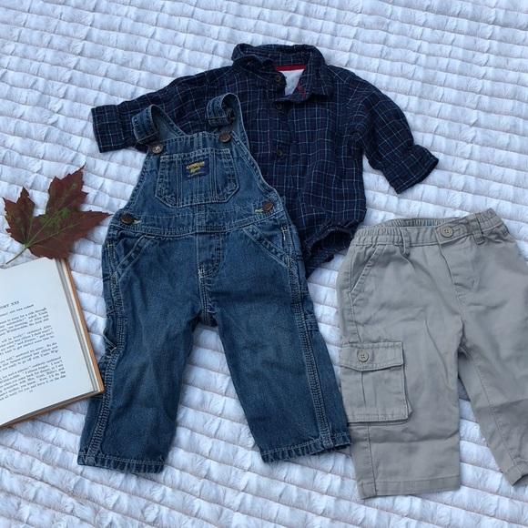 Aspiring Oshkosh 5t Girls Dress Girls' Clothing (newborn-5t)